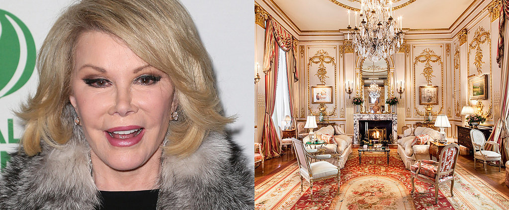 Joan Rivers's Palatial Penthouse Is Listed For How Much?!