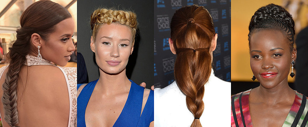 Up Your Braid Game With the Best Plaits of Red Carpet Season
