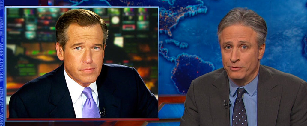 See What Jon Stewart Has to Say About the Brian Williams Controversy