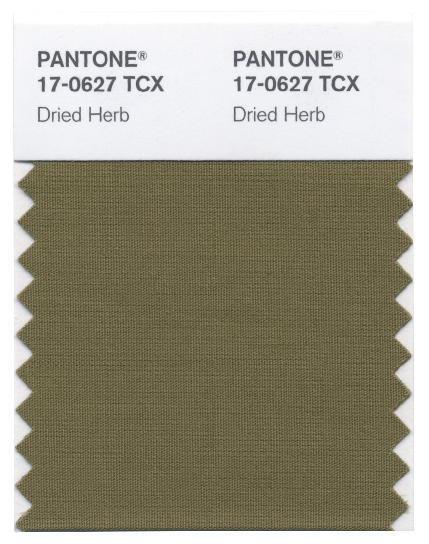 Dried herb the 10 colors you 39 ll need to add to your fall Sage green pantone