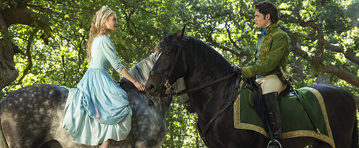 Watch Cinderella and Prince Charming Fall in Love in the Latest Trailer