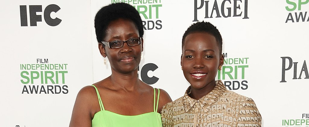 Lupita Nyong'o and Her Mom Look Like Twins in This Throwback Photo