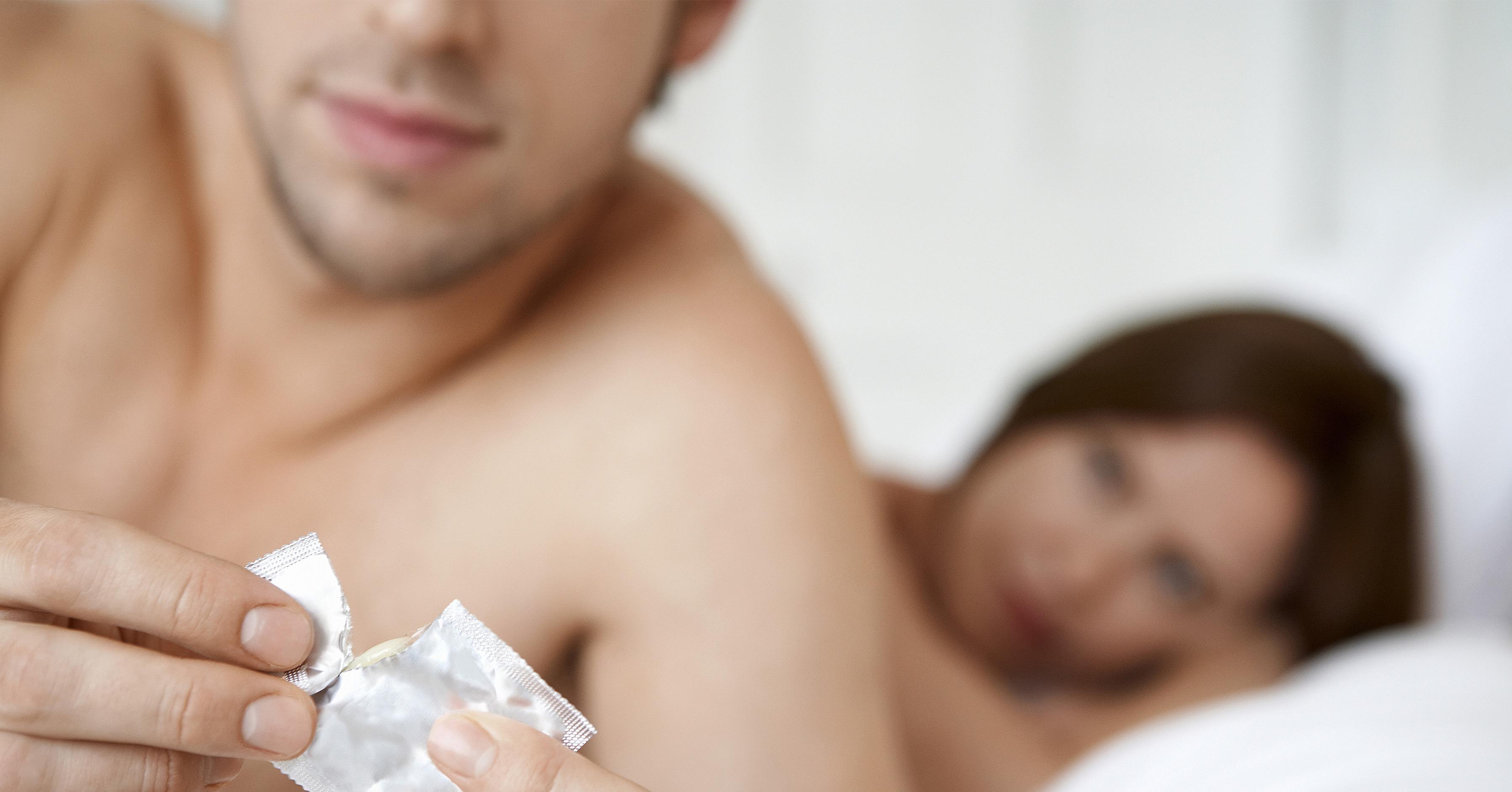 Фото секса з презервативом 28 фотография