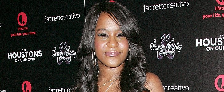 Bobbi Kristina Brown Reportedly Opens Her Eyes