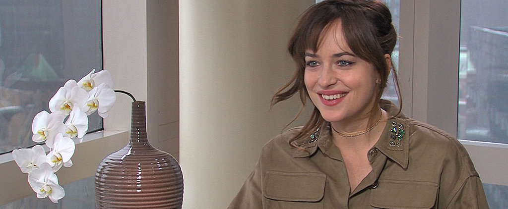 "To Dakota Johnson, Fifty Shades of Grey Is a ""Fairy Tale"""