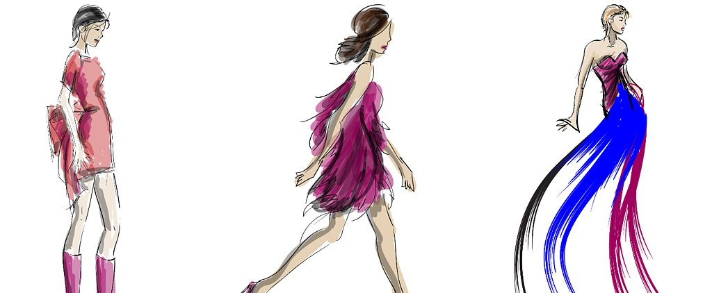 Chic Sketch Fashion App Will Turn Your Photos Into Custom Illustrations