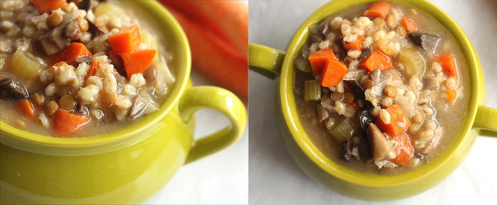 The Easy Slow-Cooker Soup Vegetarians Will Crave