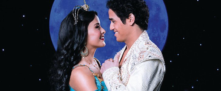 The Real Aladdin and Jasmine Tell You How to Achieve Fairy-Tale Love