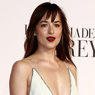 Dakota Johnson bei der Premiere von Fifty Shades of Grey