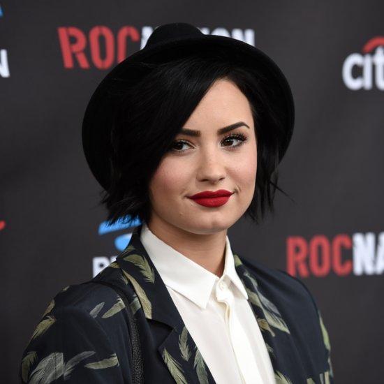 Demi Lovato Skin Care Tutorial | Video