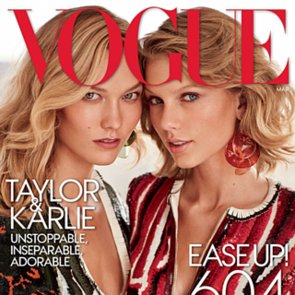 Taylor Swift and Karlie Kloss Vogue Cover