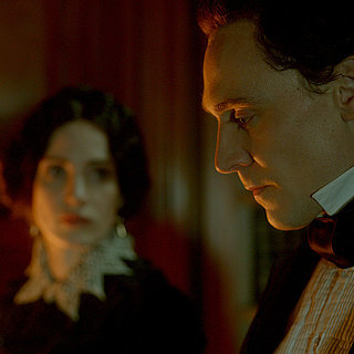 See Charlie Hunnam and Shirtless Tom Hiddleston in the Crimson Peak Trailer