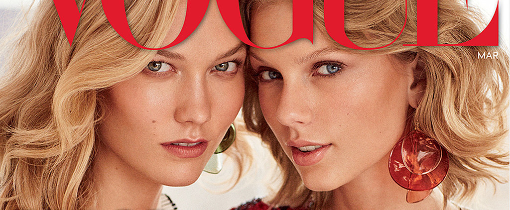 Taylor Swift and Karlie Kloss Are Gorgeously Glowing in Vogue