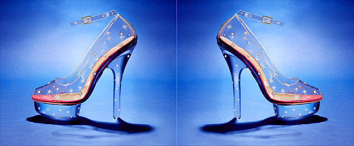 You No Longer Need to Be Cinderella to Own a Pair of Glass Slippers