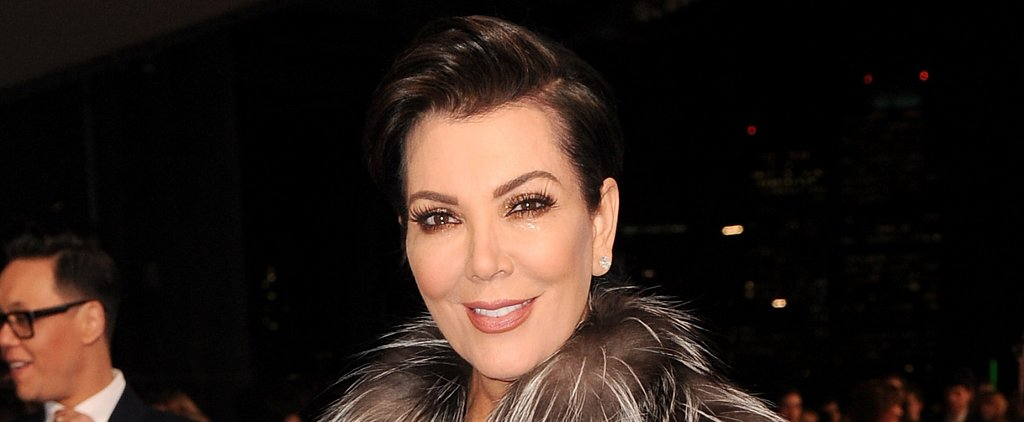 Is Kris Jenner Dropping Her Last Name?