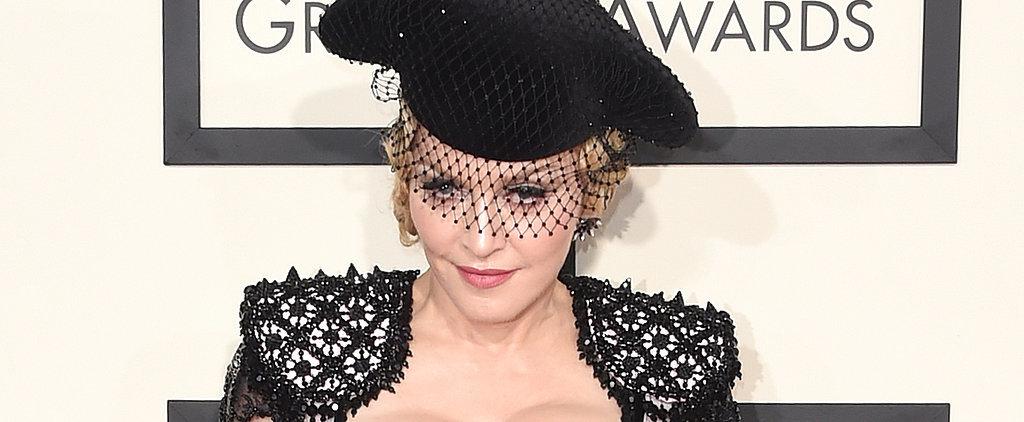 Madonna Throws Major Shade at Fifty Shades of Grey