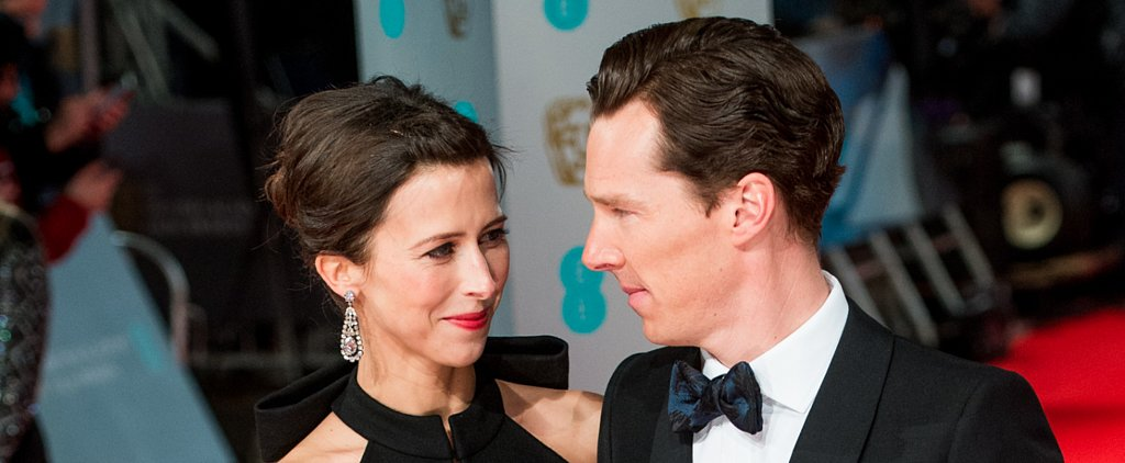 Benedict Cumberbatch Is a Married Man!