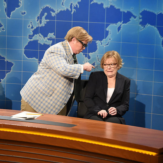 Melissa McCarthy Pays Tribute to Chris Farley in a Weekend Update to Remember