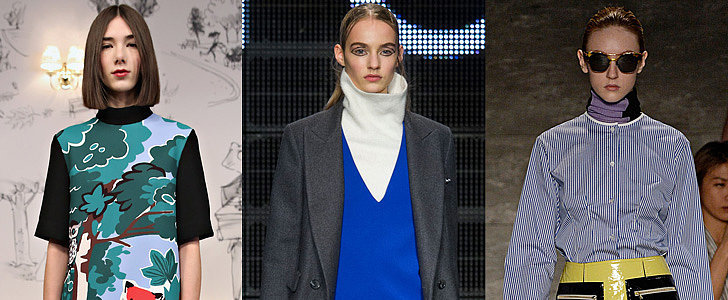 Your Turtleneck Just Got a Bold Style Boost From the Fall 2015 Runways