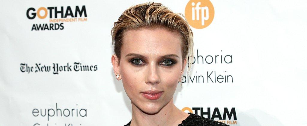 Scarlett Johansson Will Present at the Oscars