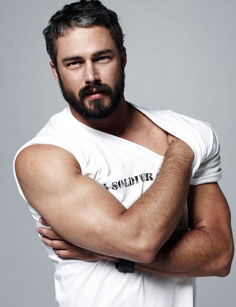 Taylor Kinney Is Going...