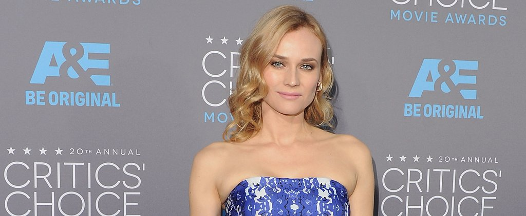 You Have to See How Stunning Diane Kruger's Skin Is Without Makeup