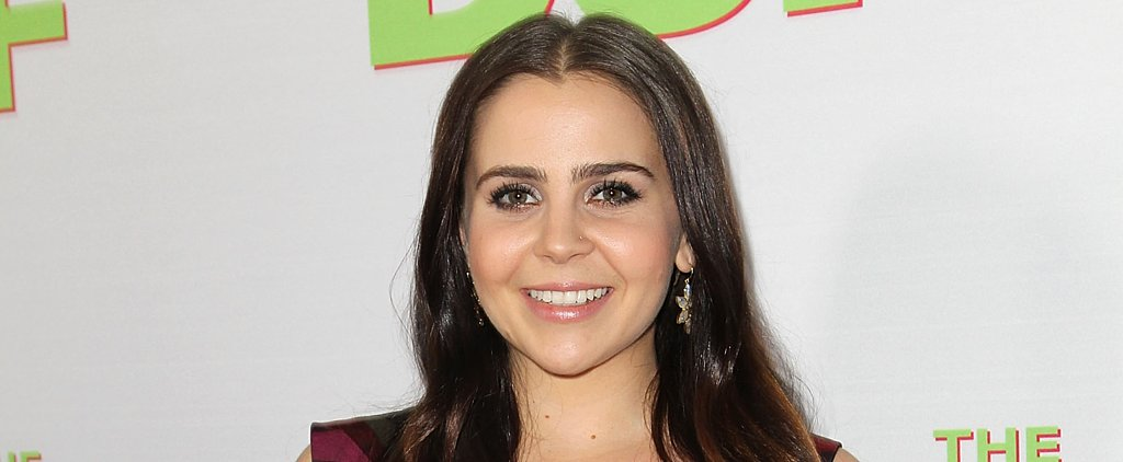 Mae Whitman Explains the Real Definition of a DUFF