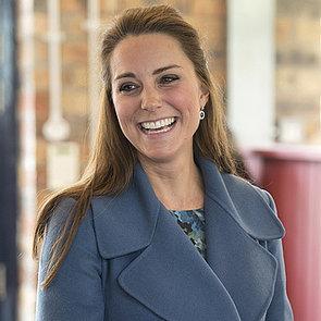 Pregnant Kate Middleton Visiting Children's Hospices