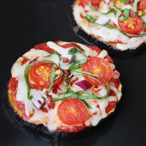 Healthy Low-Calorie, Gluten-Free, Pizza Recipe