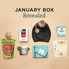 January 2015 POPSUGAR Must Have Box Reveal