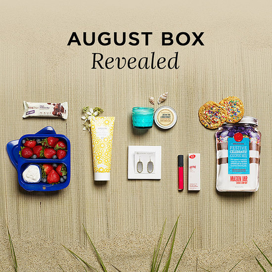 August 2014 Must Have Box Reveal Contents