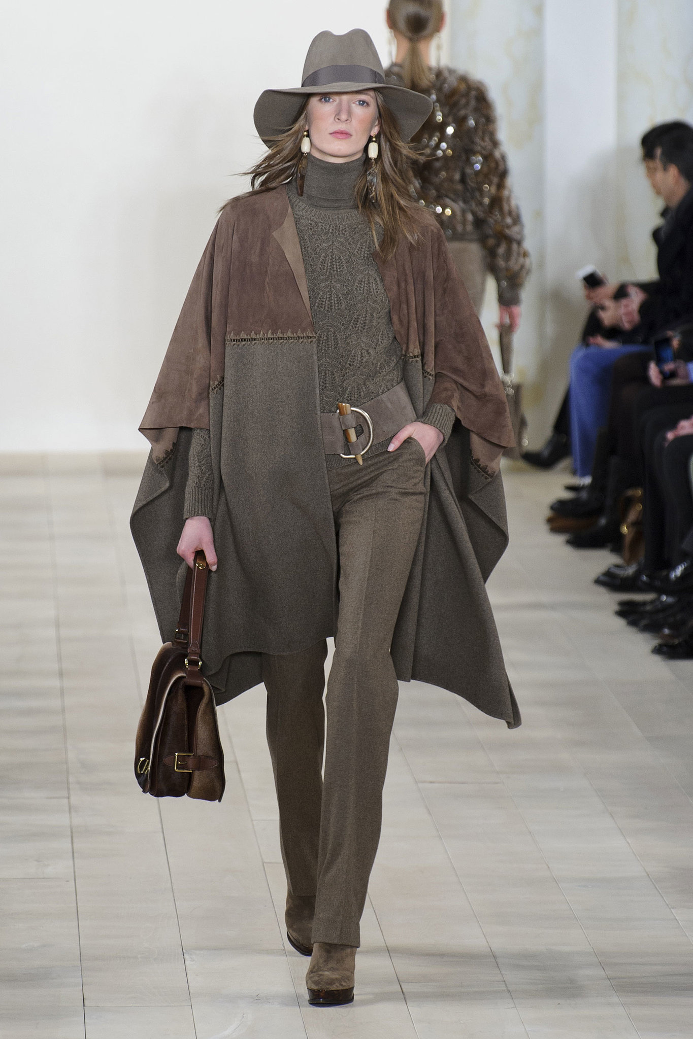 Ralph Lauren Fall 2015 The Top Fall 2015 Trends From New York Fashion Week Popsugar Fashion
