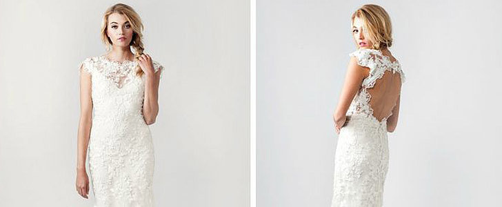 9 Wedding Dresses That Hint at Sexy Without Being Over the Top