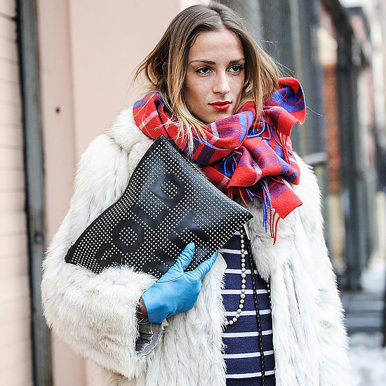 Word Clutches Street Style Trend