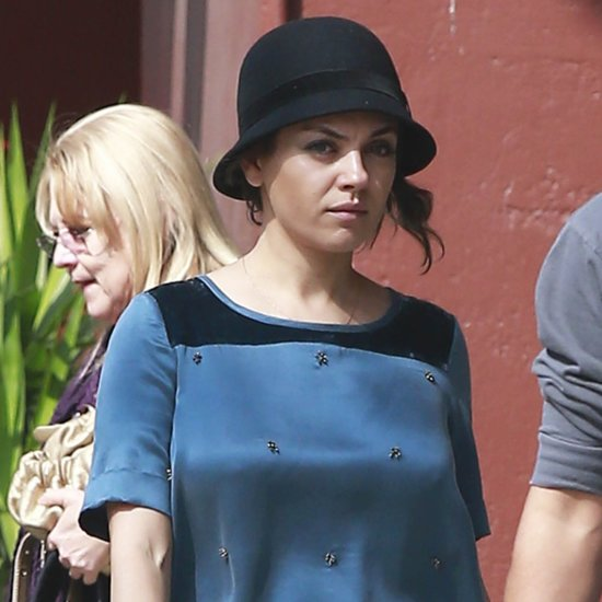 Mila Kunis Out in LA Pictures