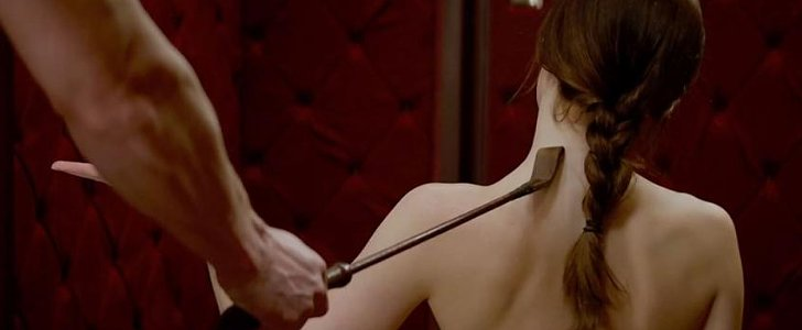 A Woman Was Handcuffed and Arrested For Masturbating During Fifty Shades of Grey