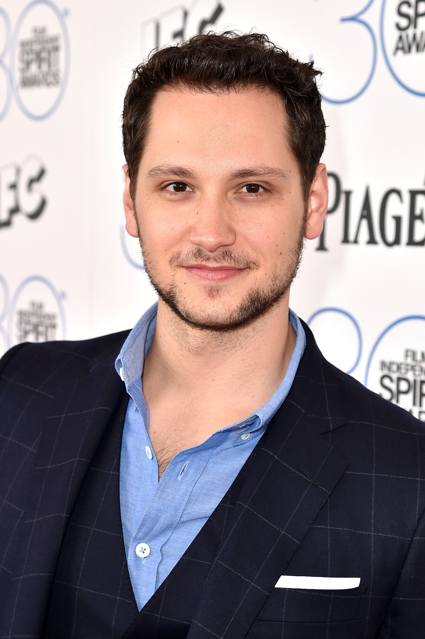 The 30-year old son of father (?) and mother(?), 178 cm tall Matt McGorry in 2017 photo