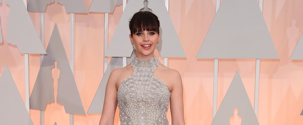Do You Love Felicity Jones's Princess Moment?