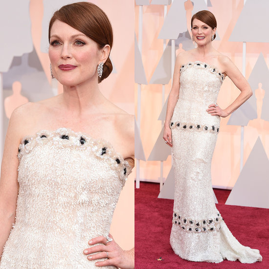 Julianne Moore's Dress at the Oscars 2015