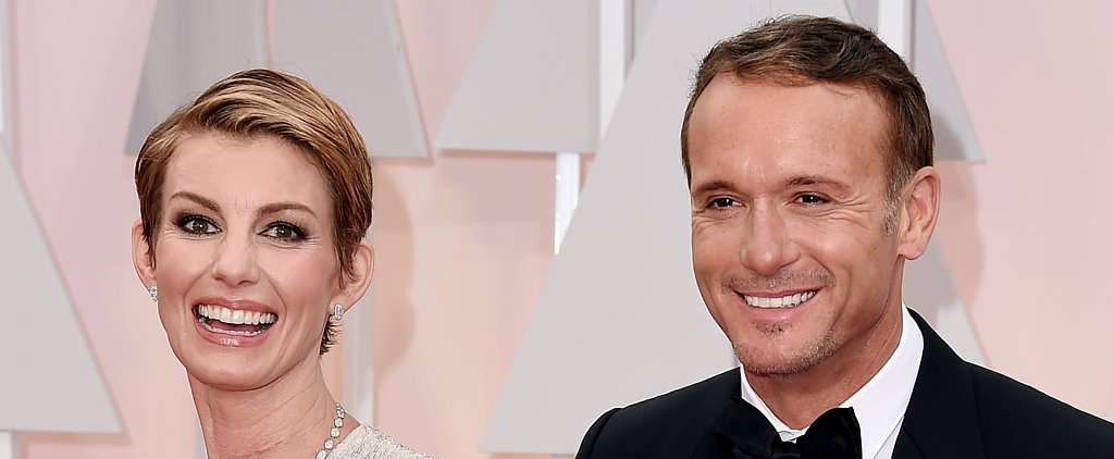 Faith Hill and Tim McGraw Rock Matching Power Pixies at the Oscars