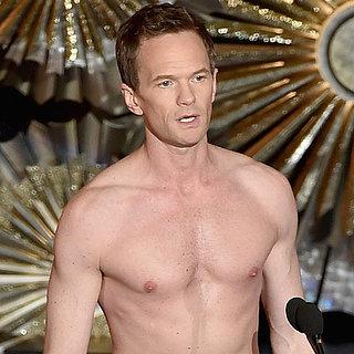 Neil Patrick Harris nackt bei den Oscars 2015