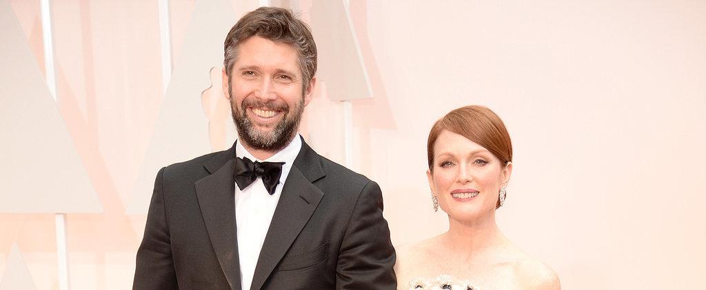 Julianne Moore's Husband Predicted She'd Win the Oscar Long Before Award Season