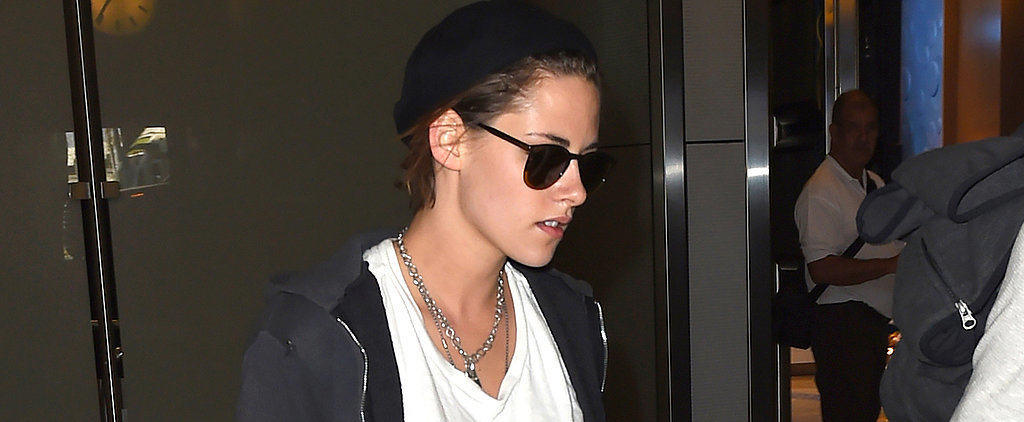 Kristen Stewart Returns to LA Just in Time For Oscars Fun