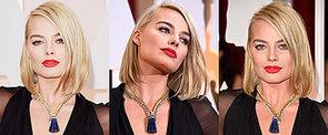 Oscars Social Media Is So Into Margot Robbie