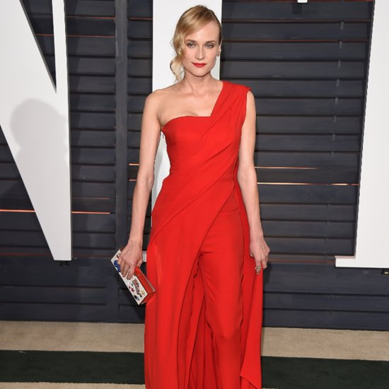 Diane Kruger's Dress at Oscars Afterparty 2015