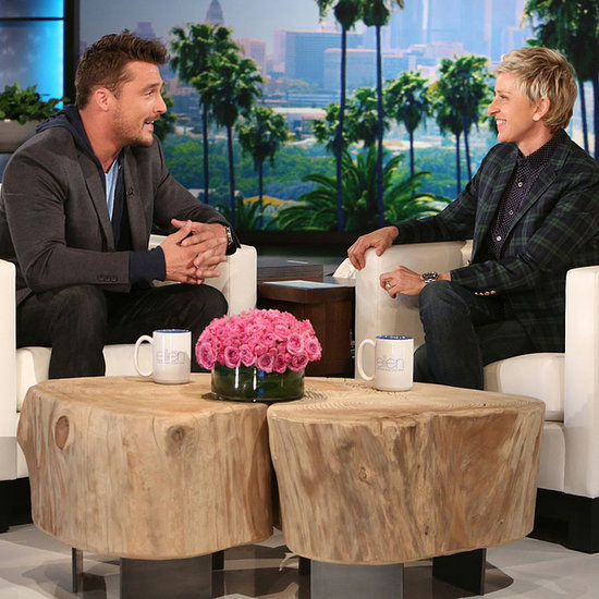 Chris Soules Interview With Ellen DeGeneres
