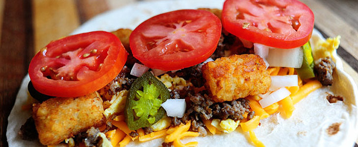Breakfast Burritos That Are Worth Waking Up For