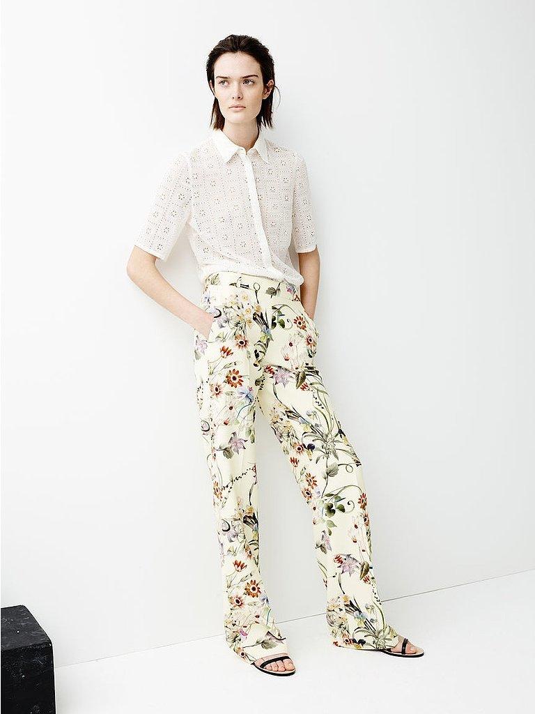Zara Spring 2015 Lookbook Popsugar Fashion