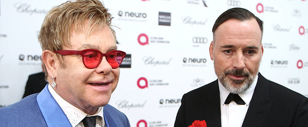 "Elton John on the Oscars: ""Remember Those Who Aren't Living a Glamorous Life"""