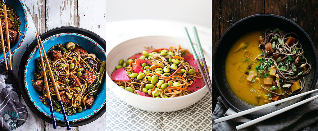 14 Soba Noodle Recipes You'll Want to Slurp Up